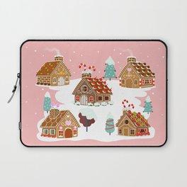 Gingerbread Village Laptop Sleeve