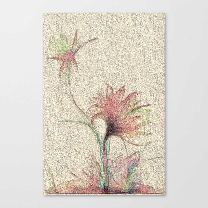 cool sketch 196 Canvas Print