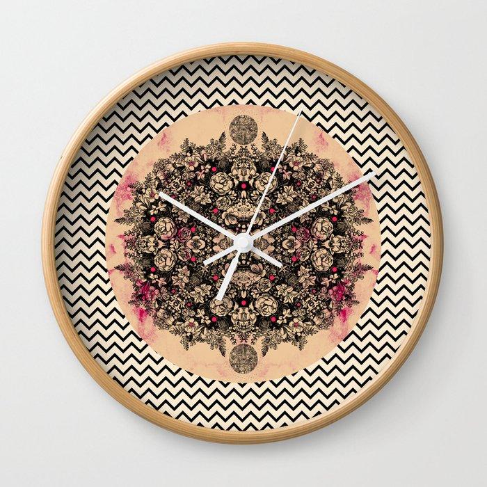 C.W. xxi Wall Clock