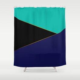 Trio , Anna Shower Curtain