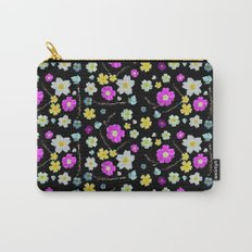 Candy Primrose Carry-All Pouch