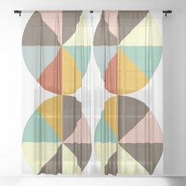 Pies Sheer Curtain