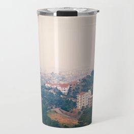 DALAT IN THE FOG Travel Mug
