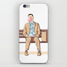 Bubble Gump iPhone & iPod Skin