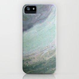 Saturn Infrared iPhone Case
