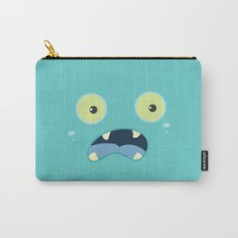 Monster Face Carry-All Pouch