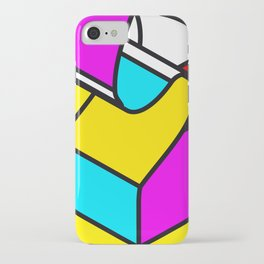 Abstract Art #9 iPhone Case