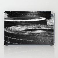 crossfit iPad Cases featuring Plates by SalAnthony