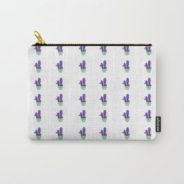Prickle Purp Carry-All Pouch
