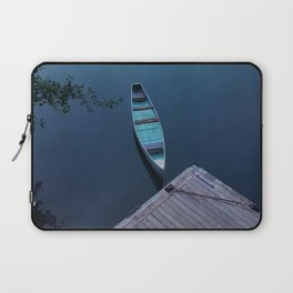 Blue Canoe Laptop Sleeve