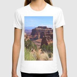 Shafer Canyon Overlook T-shirt