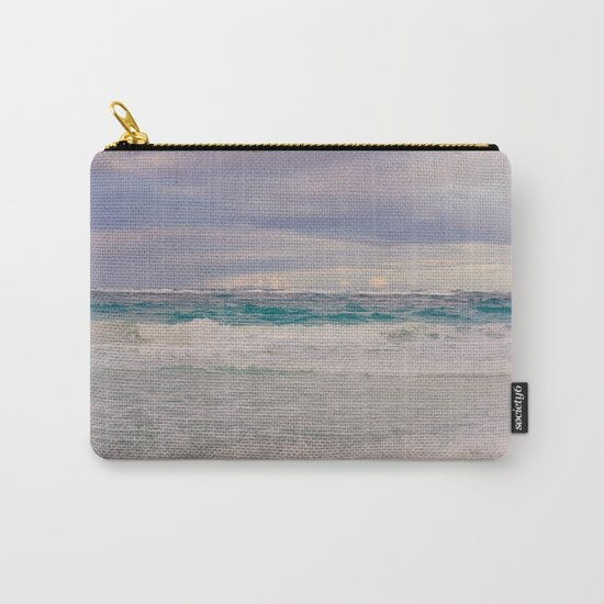Punta Cana Ocean Carry-All Pouch