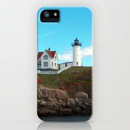 Main Lighthouse iPhone Case