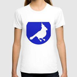 Kakadu Wellensittich Nymphensittich Sittich Kakadus T-shirt