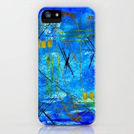 I got the blues iPhone Case