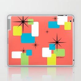 Living Coral Retro Inspired Laptop & iPad Skin