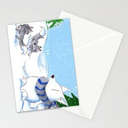 Snowpack Stationery Cards