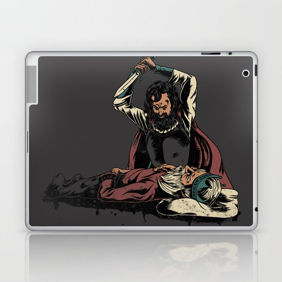 Macbeth Laptop & iPad Skin