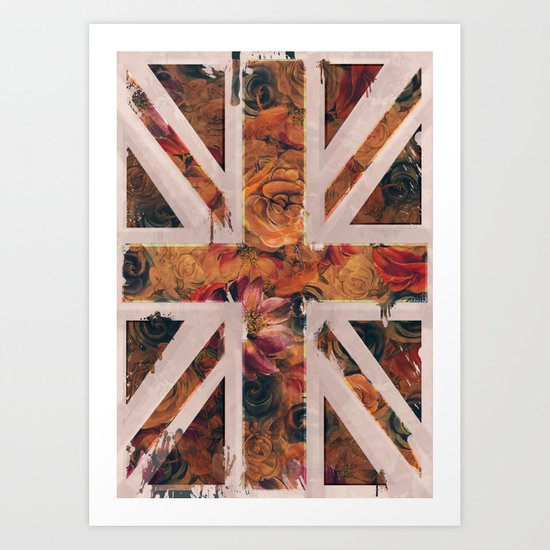 F/UNION Art Print