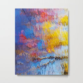 painted water Metal Print