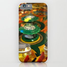 Pinball 2 iPhone Case