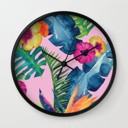 Tropic Dream Wall Clock