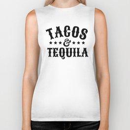Tacos & Tequila Biker Tank