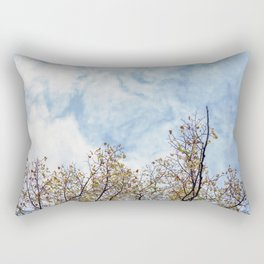 Autumn branches Rectangular Pillow