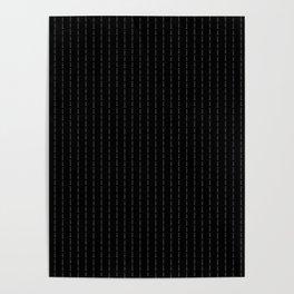 Fuck You - Pin Stripe - conor mcgregor Poster