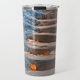Sapphire Stepping Stones Travel Mug