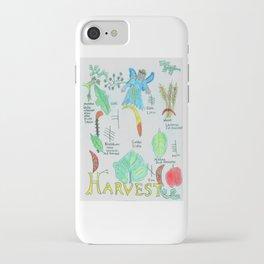Harvest Energy iPhone Case