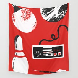 Games Night Wall Tapestry