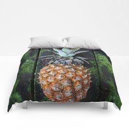 Weathered Pineapple Comforters