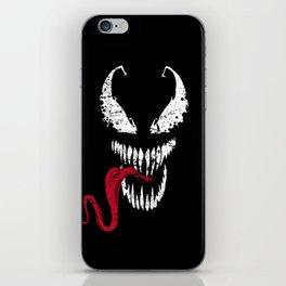Symbiote iPhone Skin