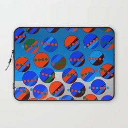 Bubbes Blues Laptop Sleeve