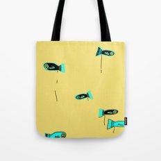 Peces Cagones Tote Bag