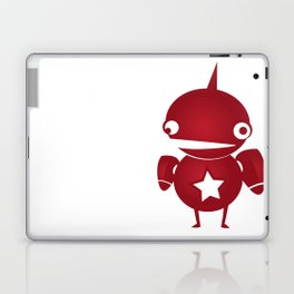 minima - slowbot 002 Laptop & iPad Skin