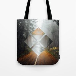 Forest Trails Tote Bag