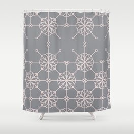 The calm that precedes the thunderstorm Shower Curtain
