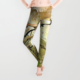 Once Upon a Time - Toy Trike Leggings
