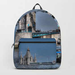 London Tower Bridge Backpack
