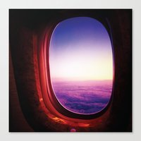 aperture Canvas Prints featuring aperture by Gray