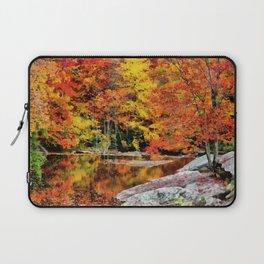 Autumn Reflection Laptop Sleeve