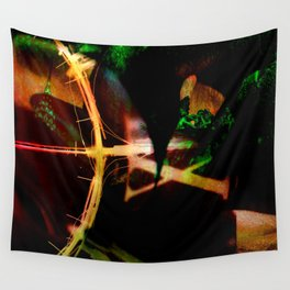 Arc of Time Wall Tapestry