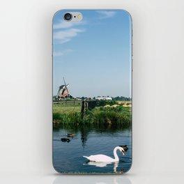 A Beautiful Dutch Scene iPhone Skin