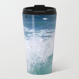 Into the ocean Travel Mug