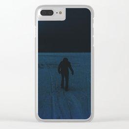 Somewhere Like Nowhere I Clear iPhone Case
