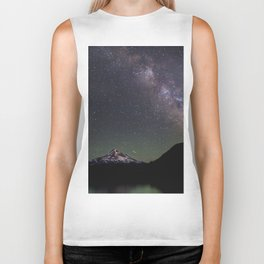 Summer Stars at Lost Lake - Nature Photography Biker Tank