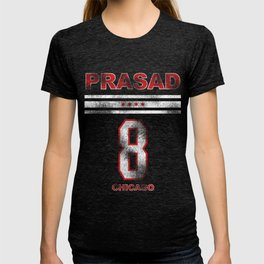 Team Chicago - Kali Prasad (#8) T-shirt