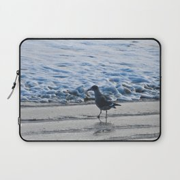 Going for a swim Laptop Sleeve